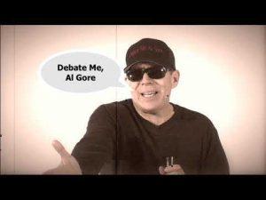 Debate Me, Al Gore – The Video