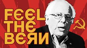Latest Podcast: Is Bernie a Communist? (Duh).